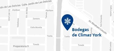 bodega-climas-monterrey-mapa